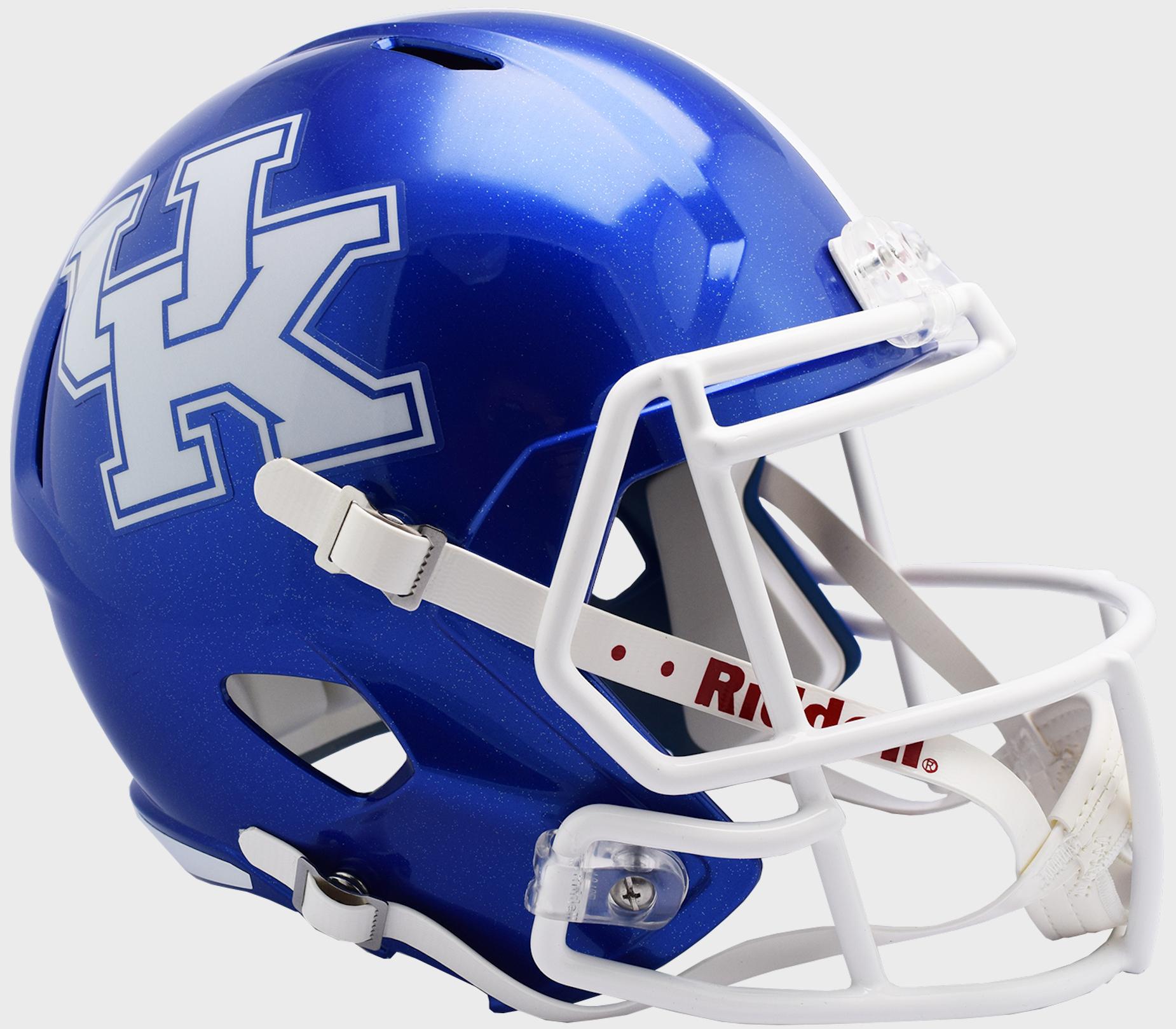 Kentucky Wildcats Speed Replica Football Helmet