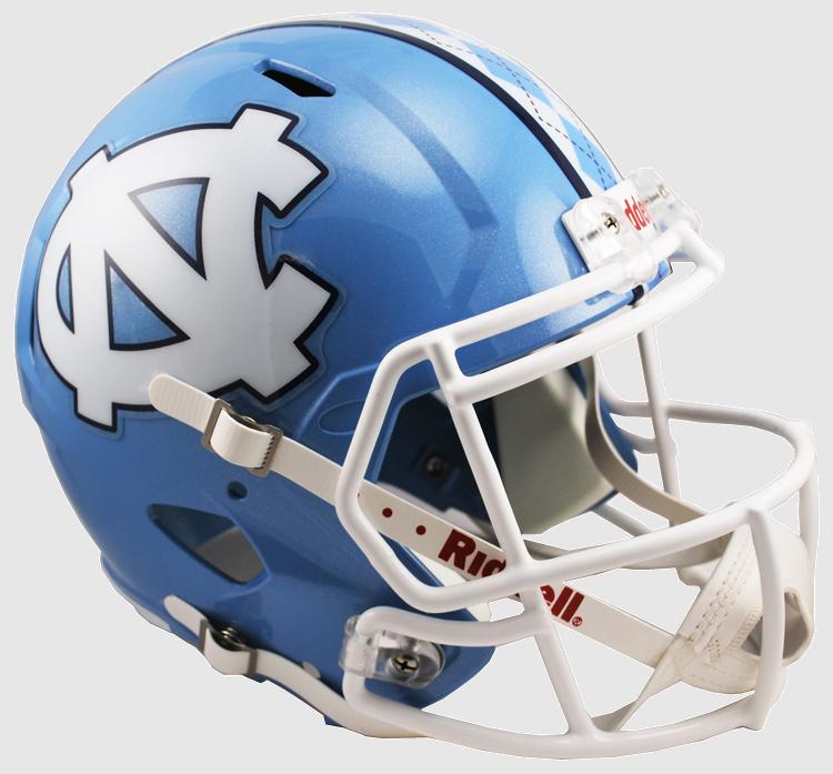 North Carolina Tar Heels Speed Replica Football Helmet <B>NEW 2015</B>