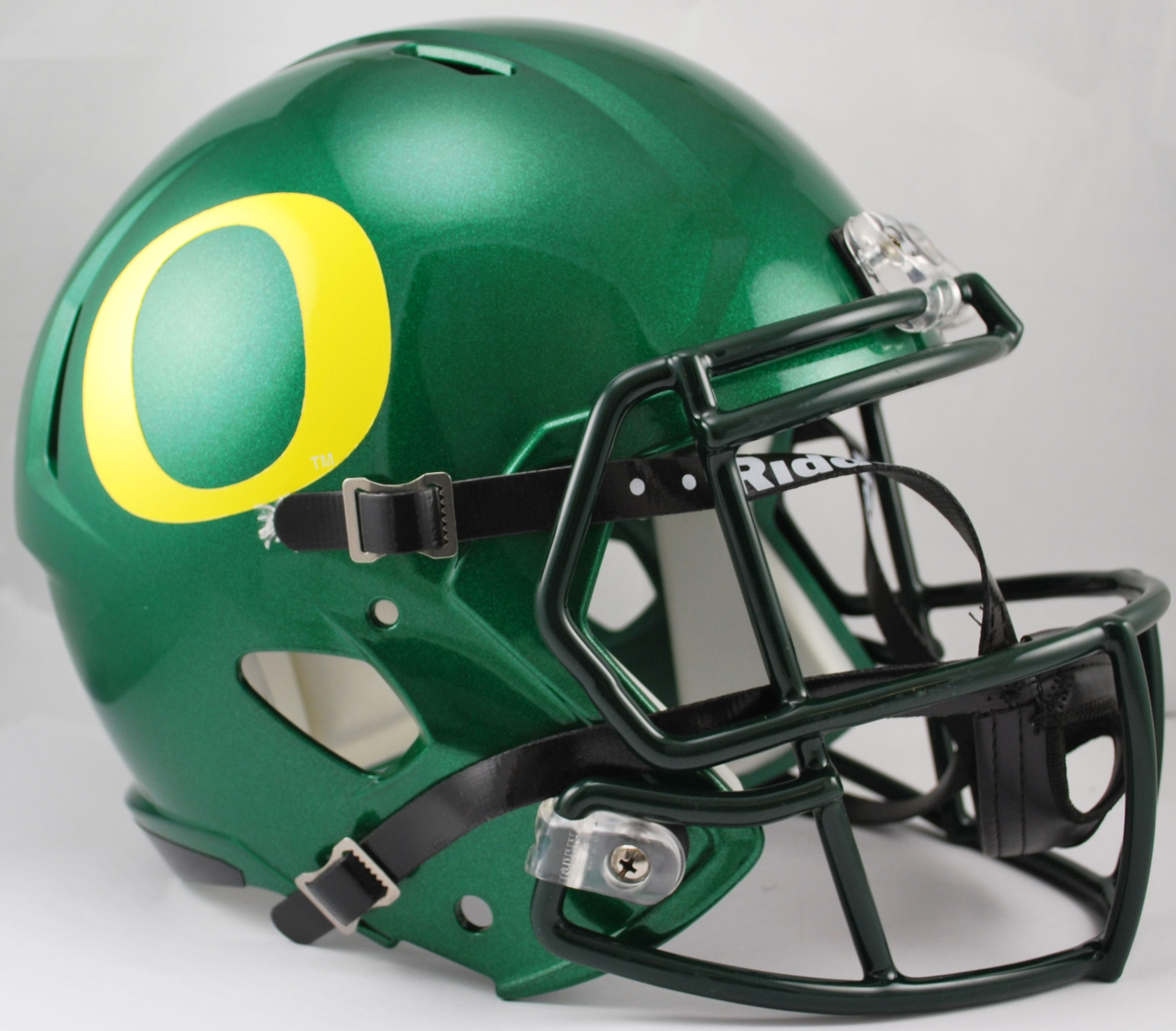 Oregon Ducks Speed Replica Football Helmet