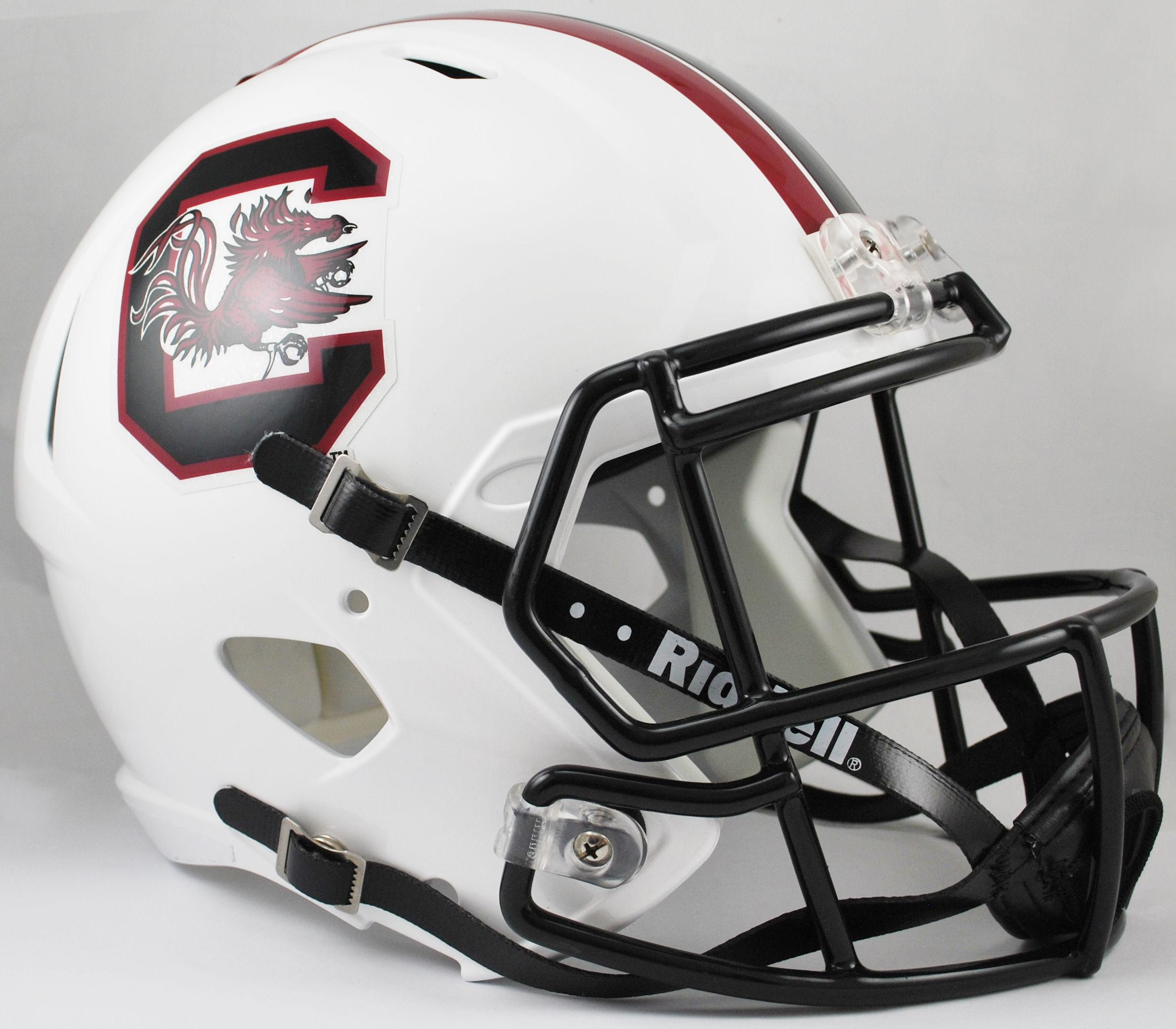 South Carolina Gamecocks Speed Replica Football Helmet
