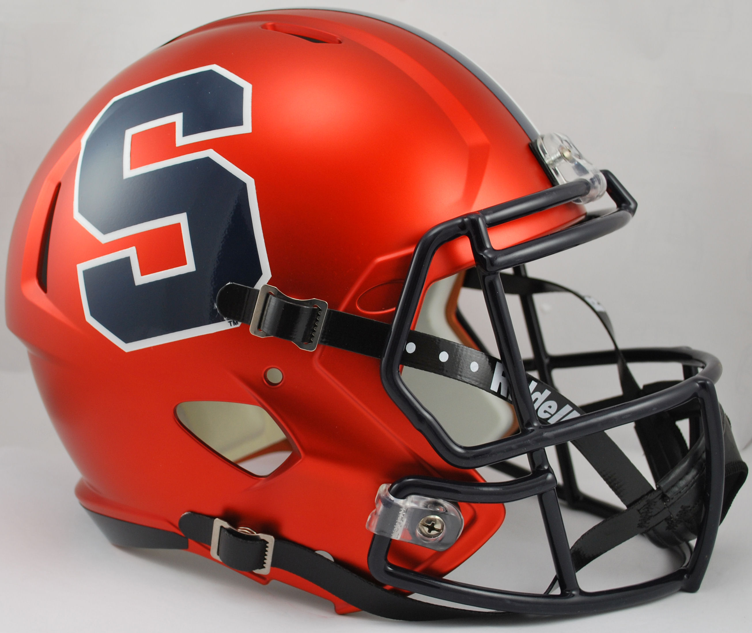 Syracuse Orangemen Speed Replica Football Helmet