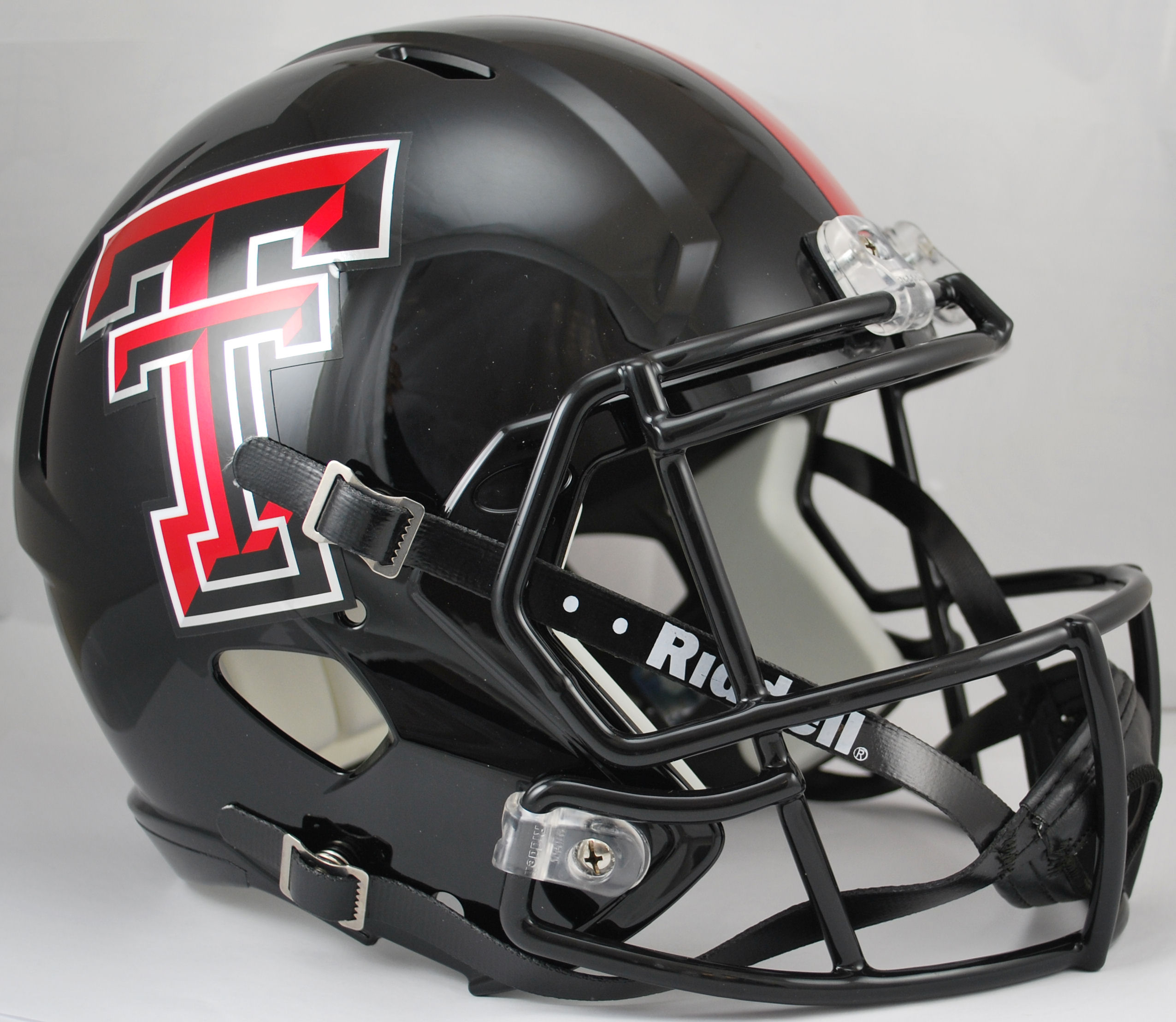 Texas Tech Red Raiders Speed Replica Football Helmet