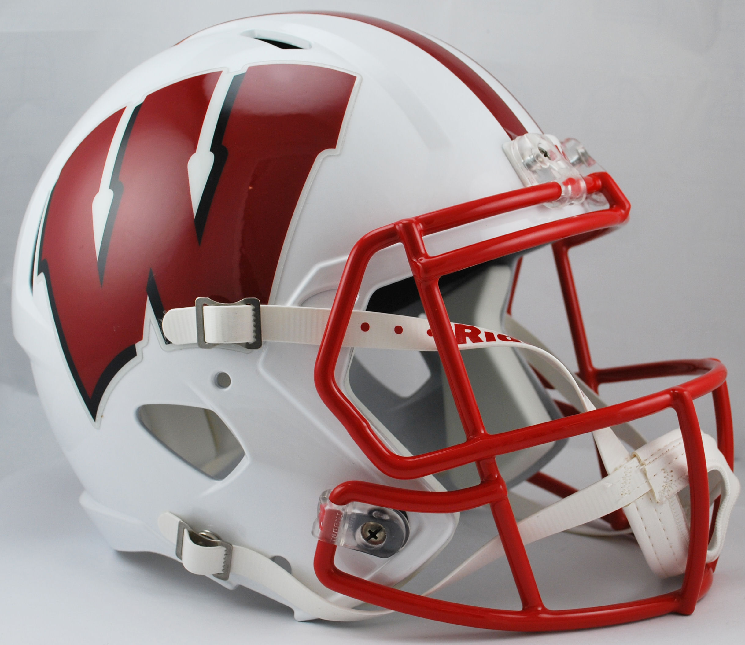 Wisconsin Badgers Speed Replica Football Helmet