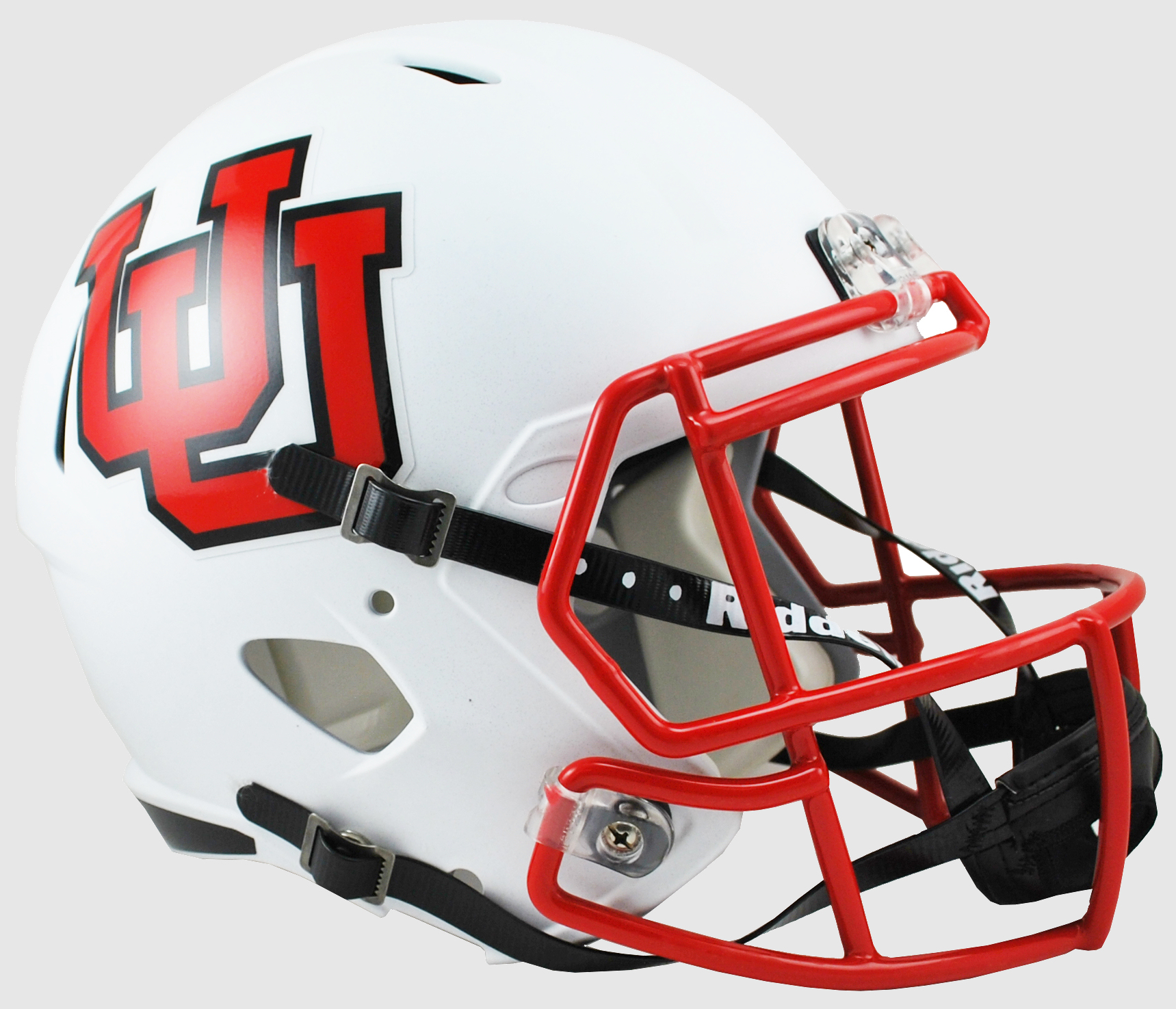 Utah Utes Speed Replica Football Helmet <B>Interlocking U</B>