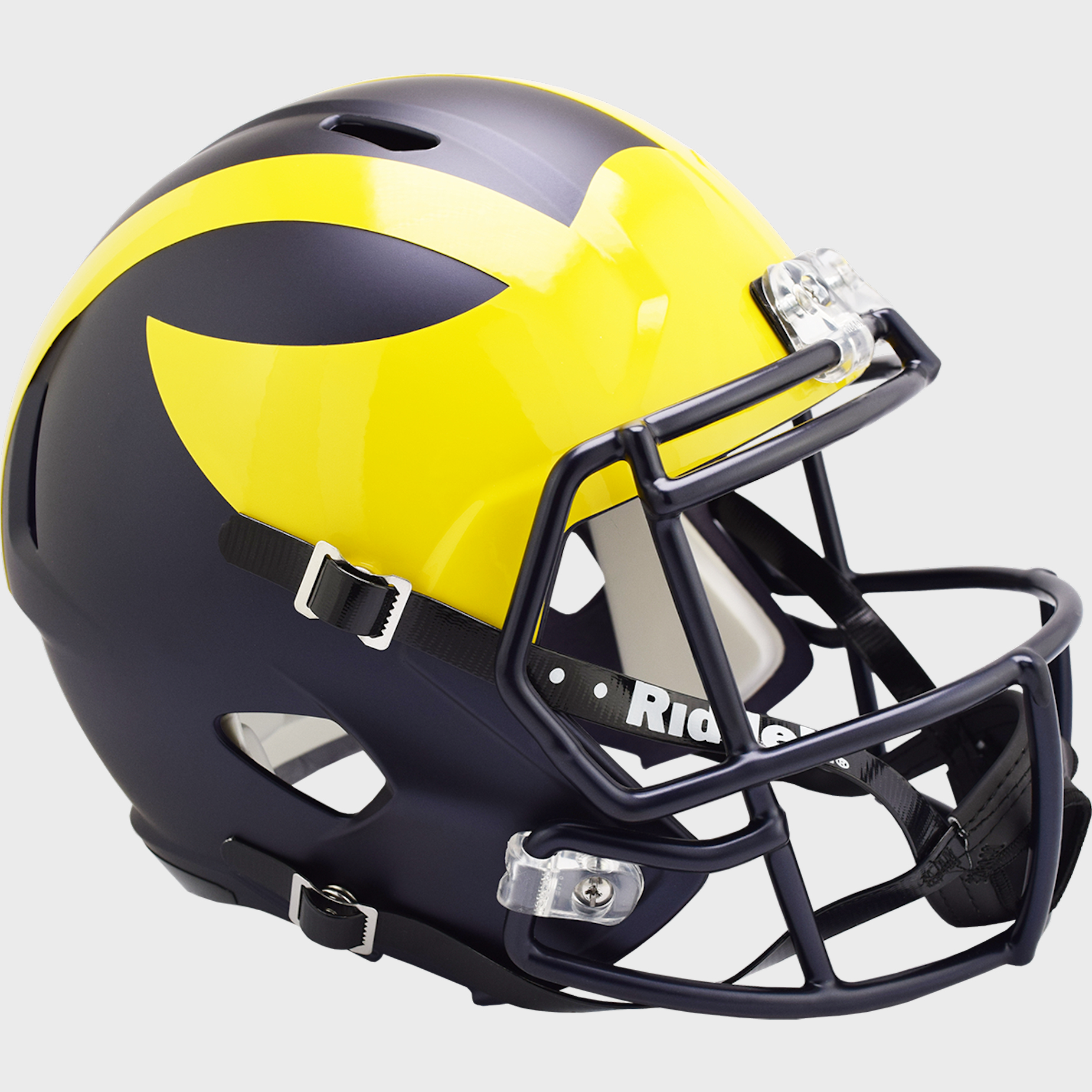 Michigan Wolverines Speed Replica Football Helmet <B>2016 Painted Matte</B>