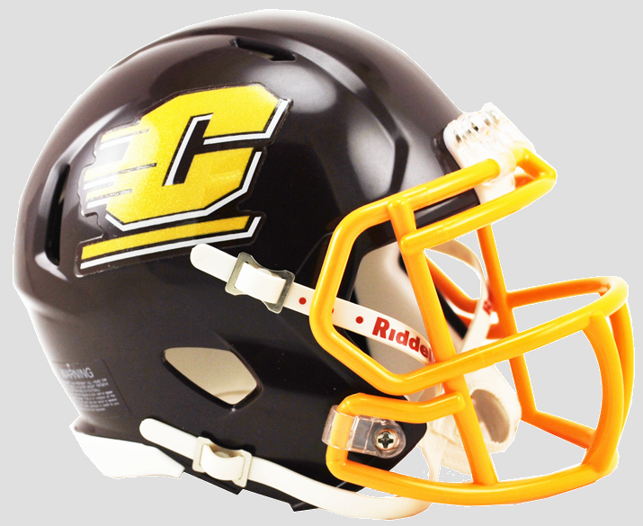 Central Michigan Chippewas NCAA Mini Speed Football Helmet