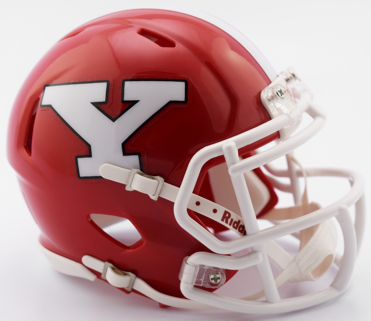 Youngstown State Penguins NCAA Mini Speed Football Helmet <B><B>NEW 2017</B>