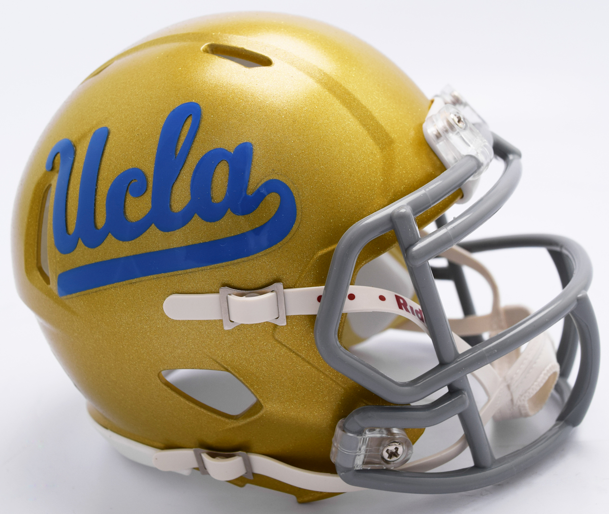UCLA Bruins NCAA Mini Speed Football Helmet <B>NEW 2017</B>