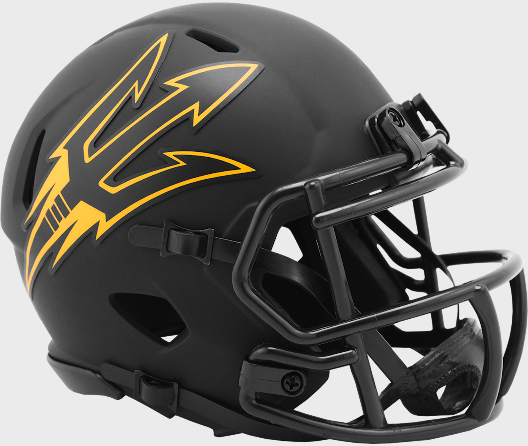 Arizona State Sun Devils Mini Speed Football Helmet <B>ECLIPSE</B>