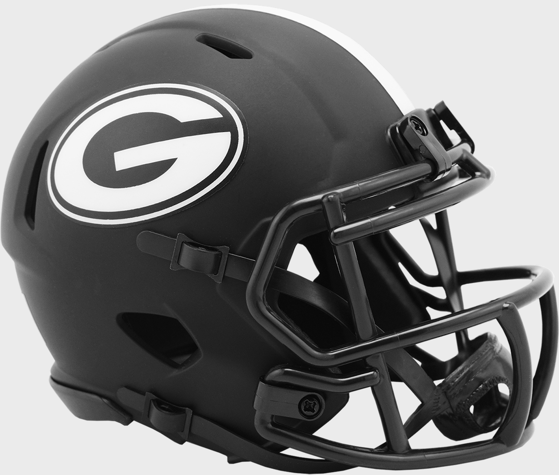Georgia Bulldogs Mini Speed Football Helmet <B>ECLIPSE</B>