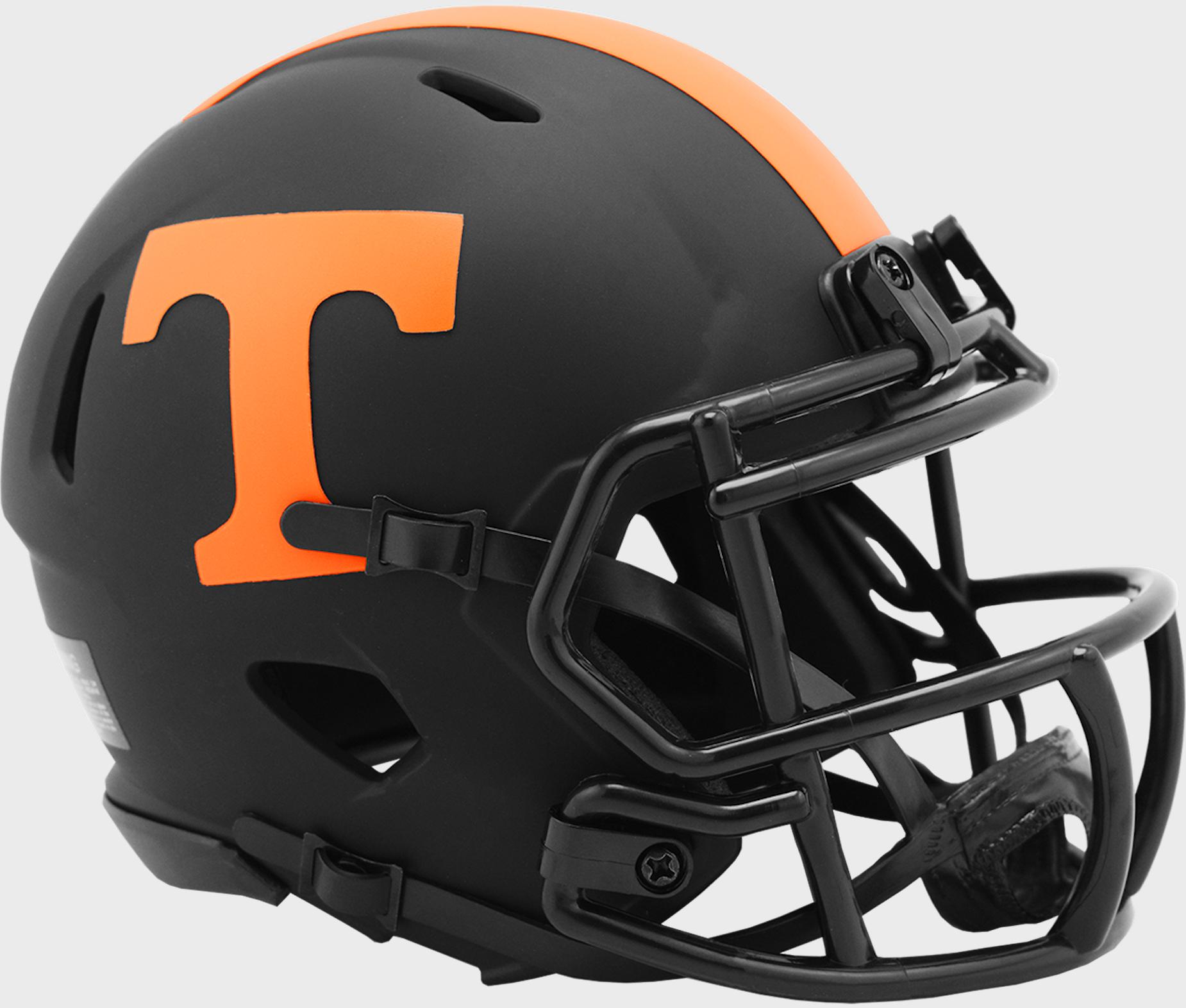 Tennessee Volunteers Mini Speed Football Helmet <B>ECLIPSE</B>