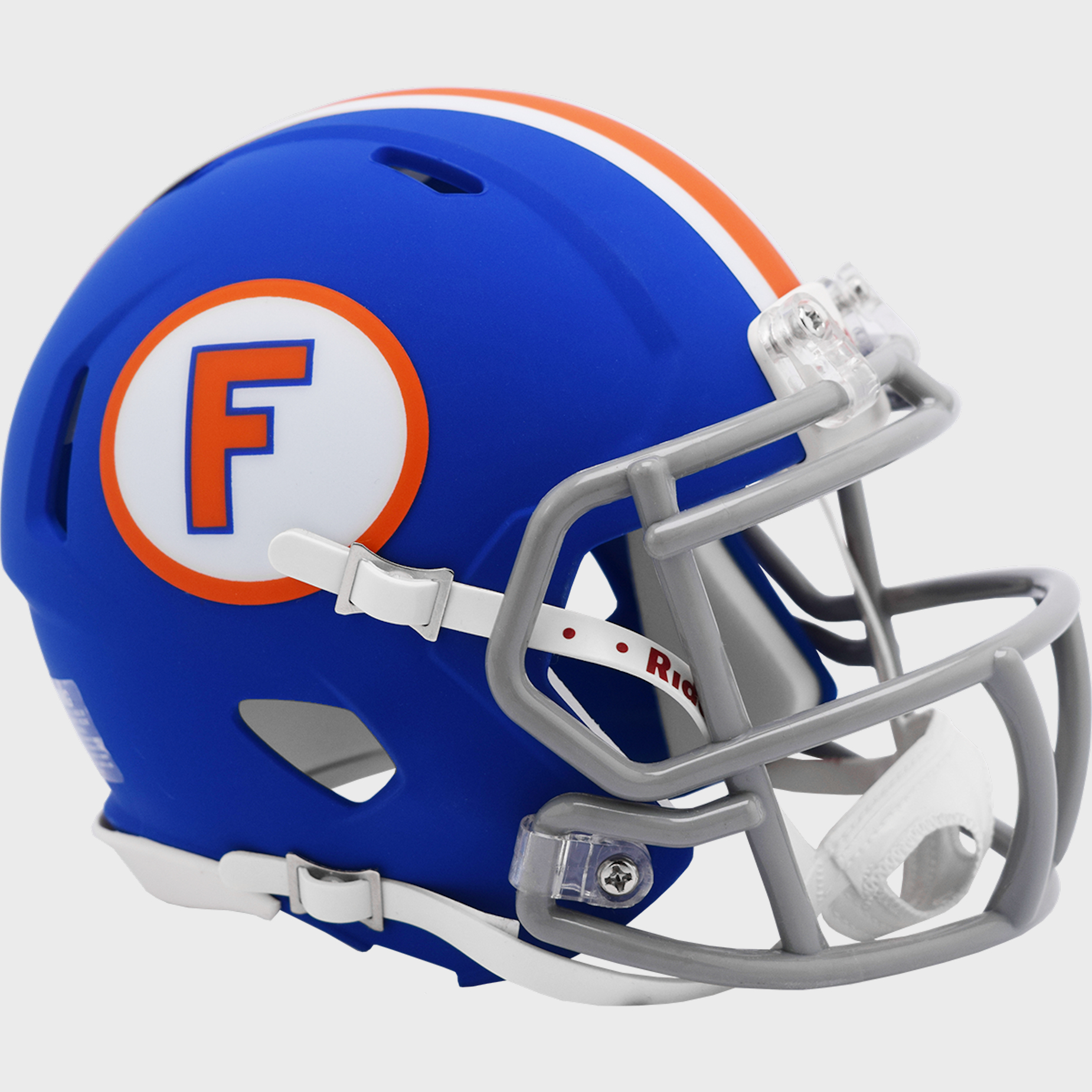 Florida Gators NCAA Mini Speed Football Helmet <B>Blue</B>