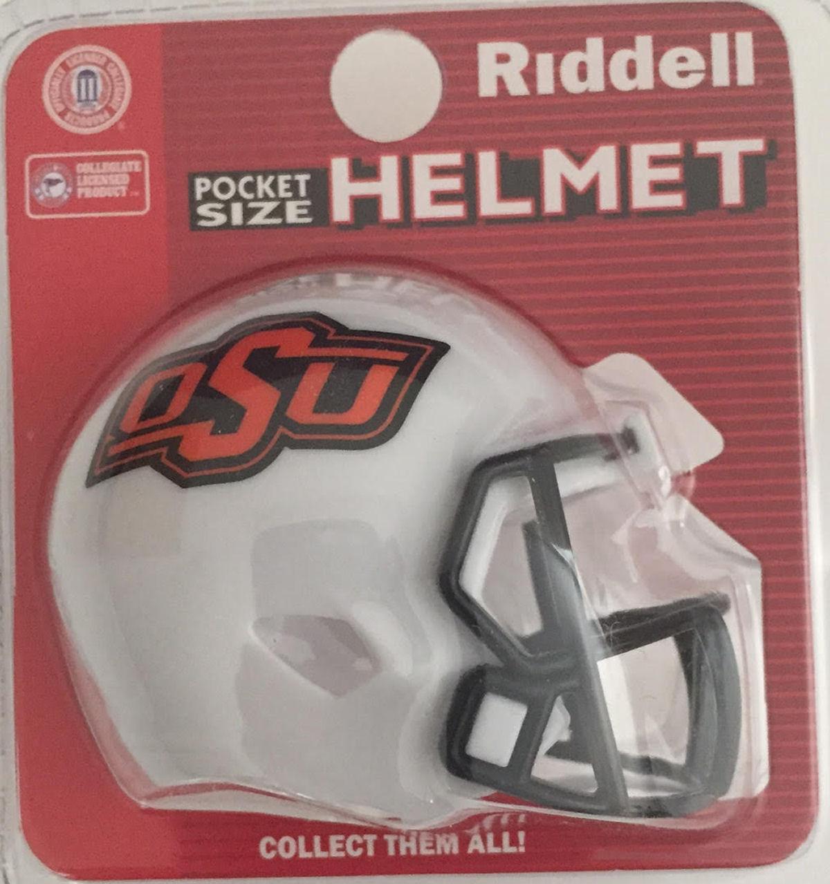 Oklahoma State Cowboys Pocket Pro Riddell