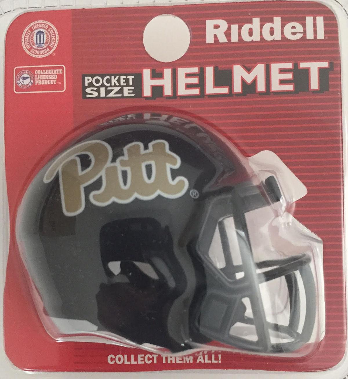 Pittsburgh Panthers Pocket Pro <B>Blue Script</B>