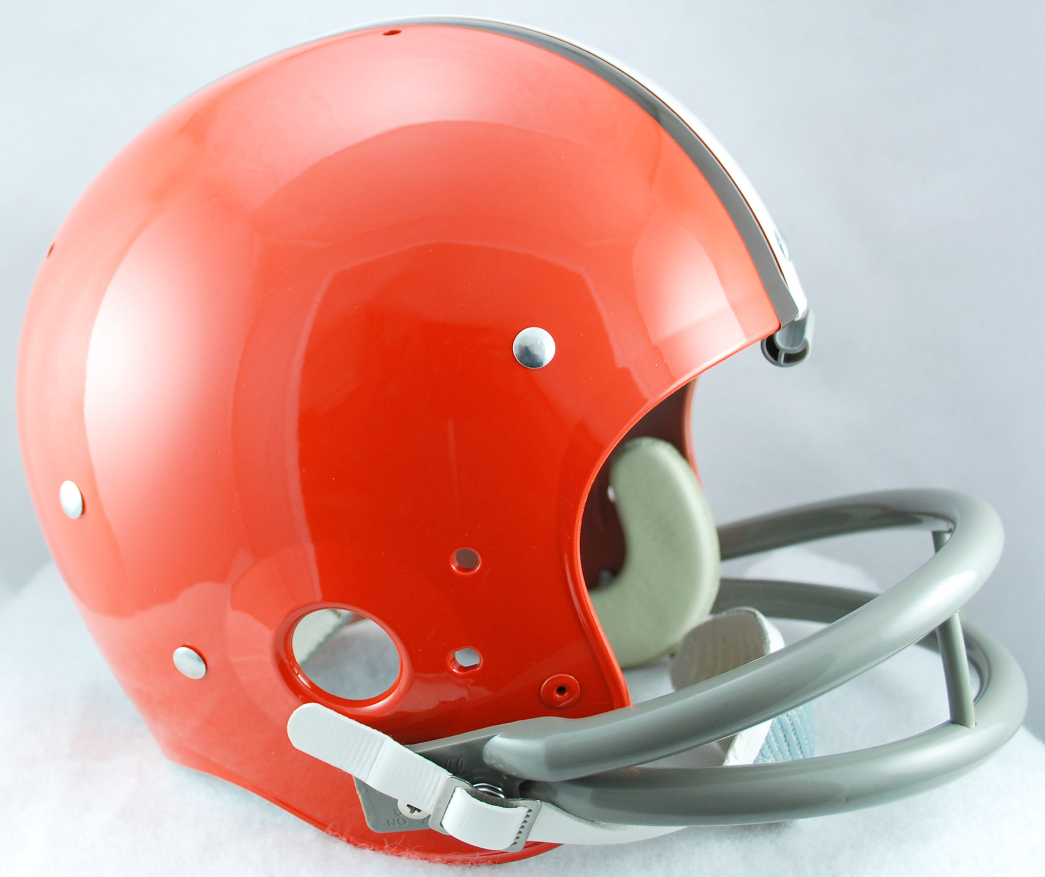 Cleveland Browns 1962 to 1974 TK Throwback Football Helmet