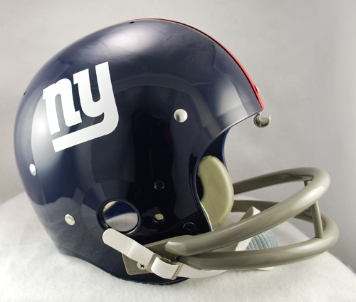 New York Giants 1961 to 1974 TK Throwback Football Helmet