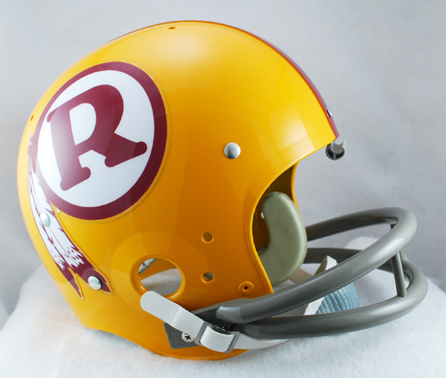 Washington Redskins 1970 to 1971 TK Throwback Football Helmet