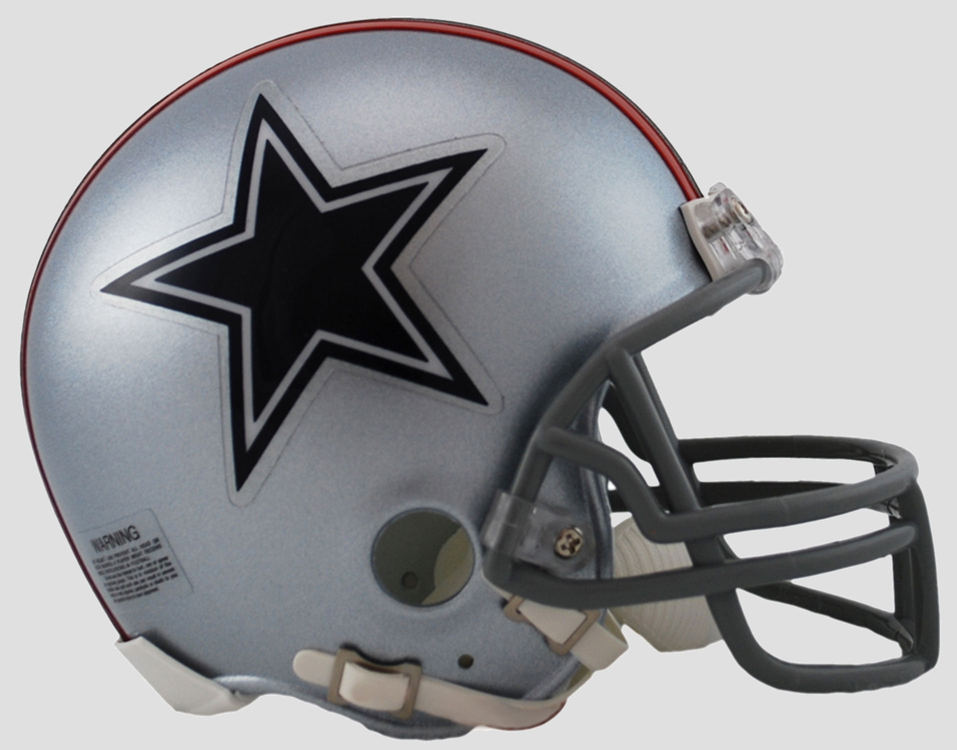 Dallas Cowboys 1976 Riddell Mini Replica Throwback Helmet