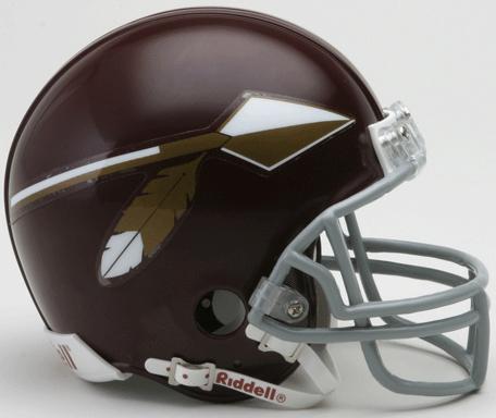 Washington Redskins 1965 to 1969 Riddell Mini Replica Helmet
