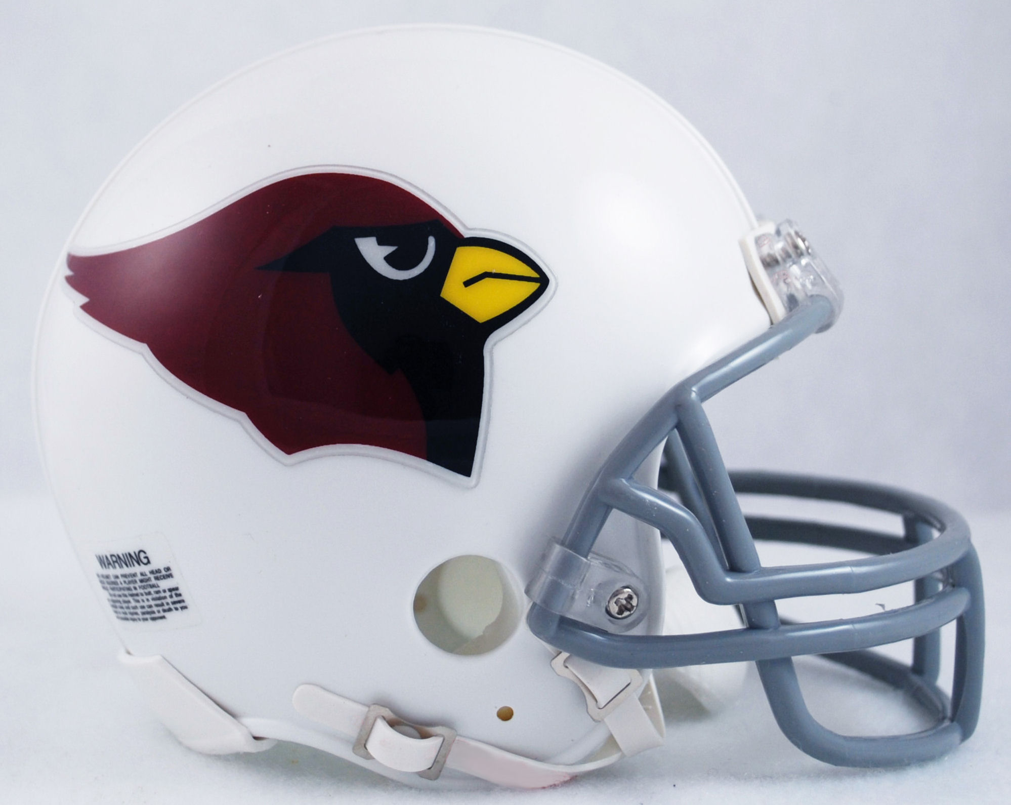 Arizona Cardinals 1960 to 2004 Riddell Mini Replica Throwback Helmet