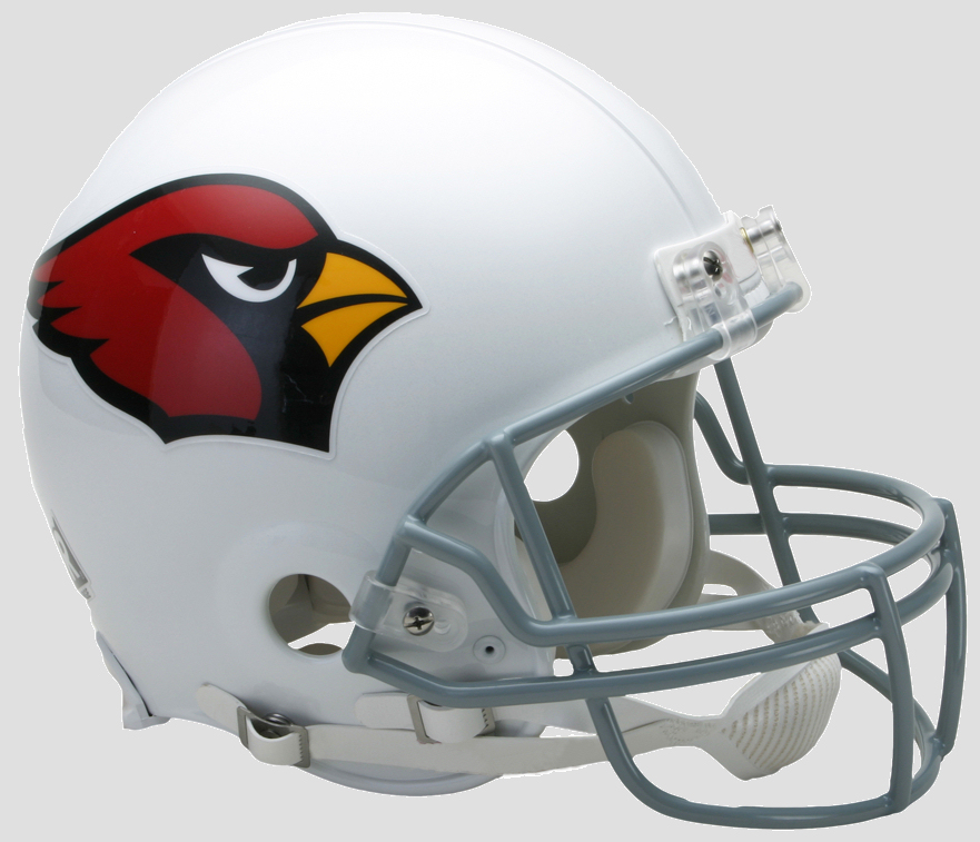 Arizona Cardinals Football Helmet