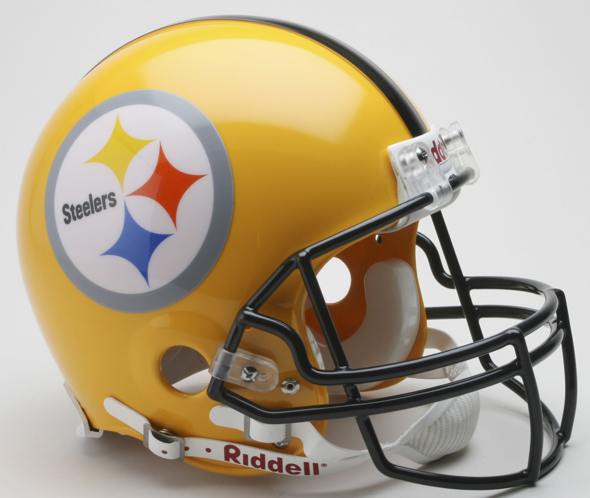 Pittsburgh Steelers 1962 Football Helmet 75th Anniversary