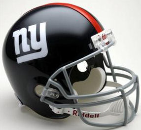 New York Giants 1961 to 1974 Full Size Replica Throwback Helmet