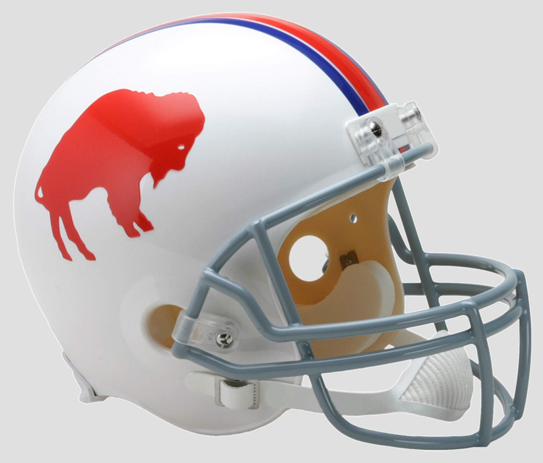 Buffalo Bills 1965 to 1973 Full Size Replica Throwback Helmet