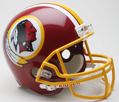 Washington Redskins 1982 Full Size Replica Throwback Helmet