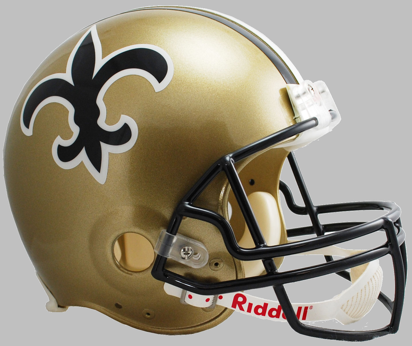 New Orleans Saints 1976 to 1999 Full Size Replica Throwback Helmet