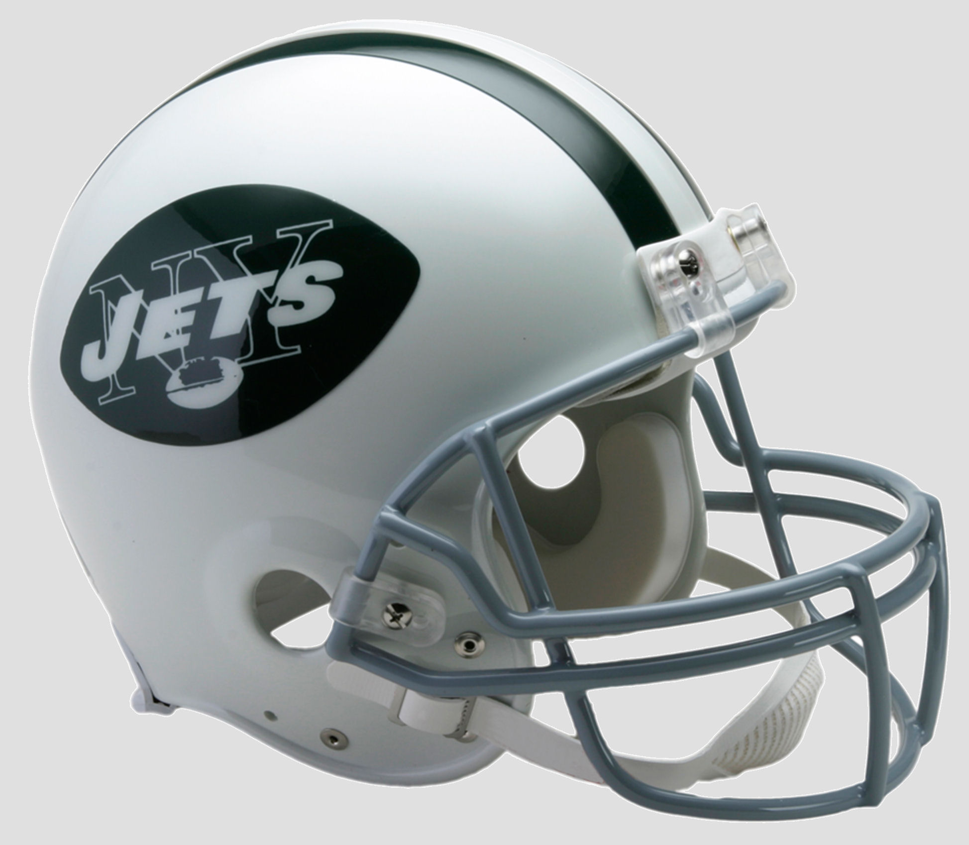 New York Jets 1965 to 1977 Football Helmet