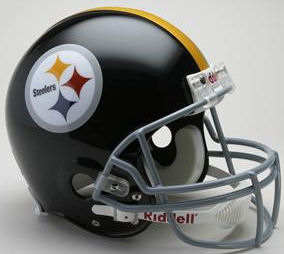 Pittsburgh Steelers 1963 to 1976 Football Helmet