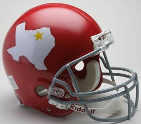 Dallas Texans 1960 to 1962 Football Helmet