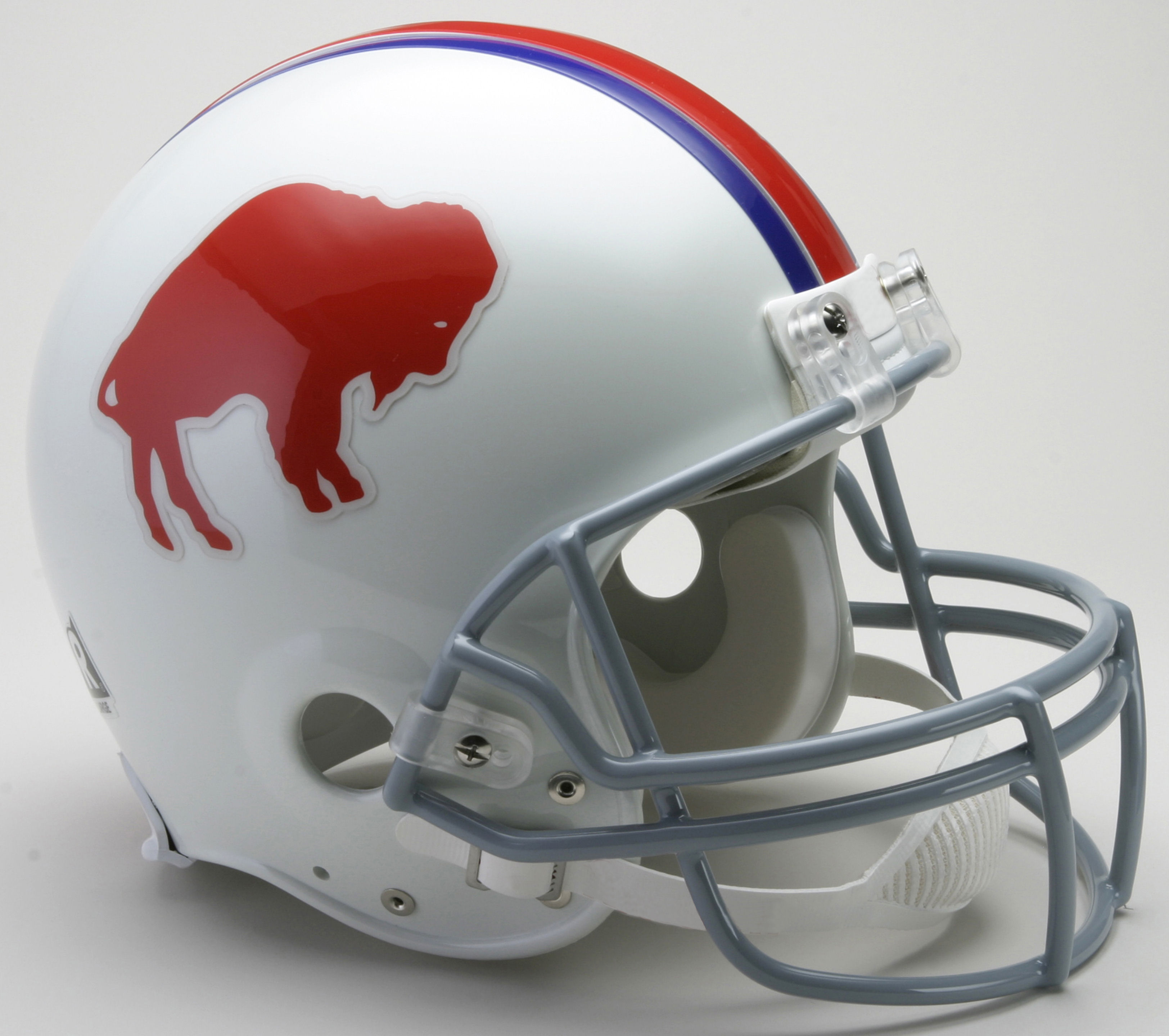 Buffalo Bills 1965 to 1973 Football Helmet