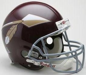 Washington Redskins 1965 to 1969 Football Helmet