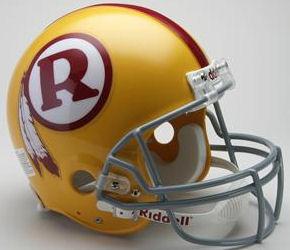 Washington Redskins 1970 to 1971 Football Helmet