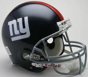 New York Giants 1961 to 1974 Football Helmet