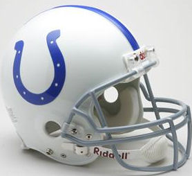 Indianapolis Colts Baltimore 1958 to 1977 Football Helmet