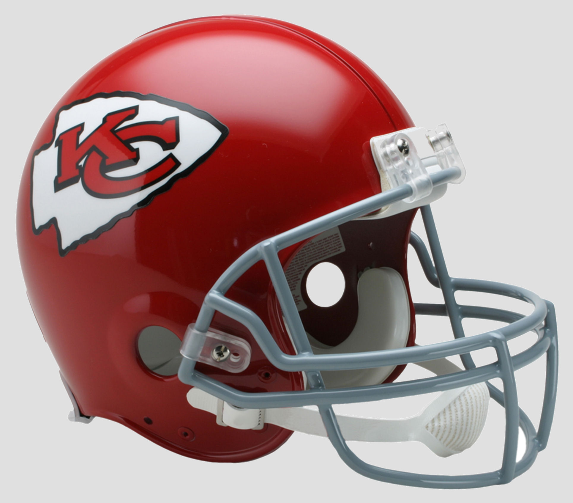 Kansas City Chiefs 1963 to 1973 Football Helmet