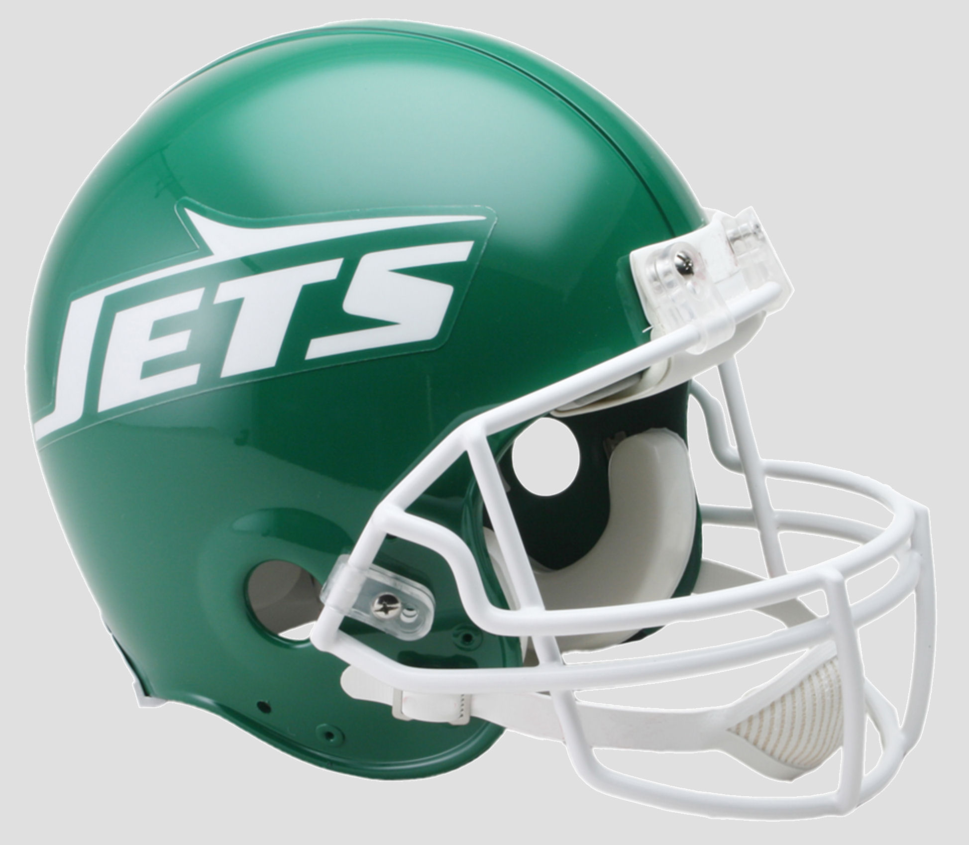 New York Jets 1978 to 1989 Football Helmet