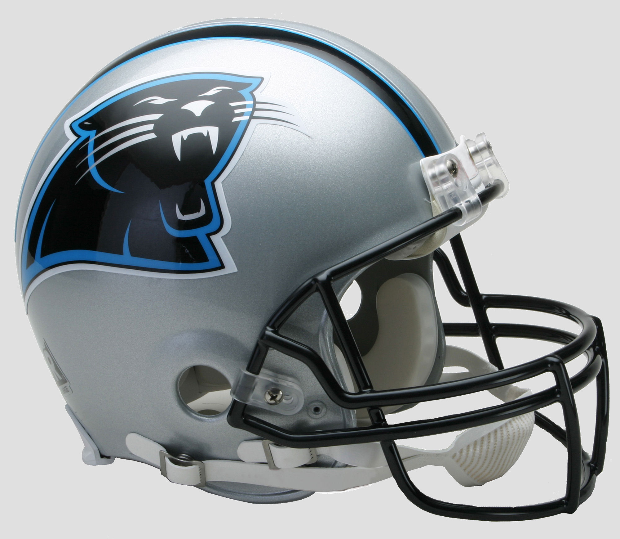 Carolina Panthers 1995 to 2011 Football Helmet