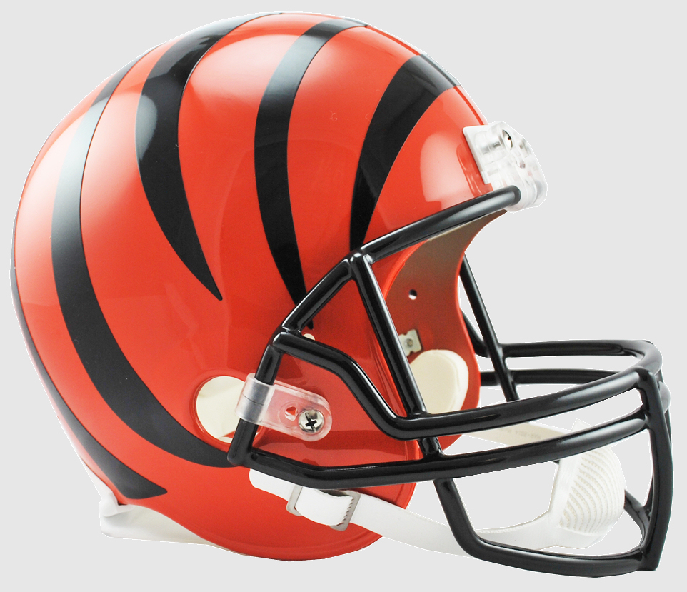 Cincinnati Bengals Full Size Replica Football Helmet