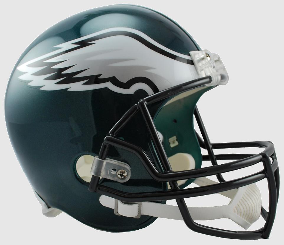 Philadelphia Eagles Full Size Replica Football Helmet