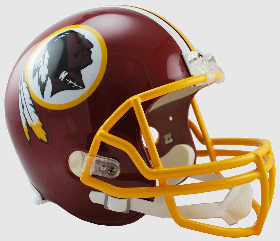 Washington Redskins Full Size Replica Football Helmet
