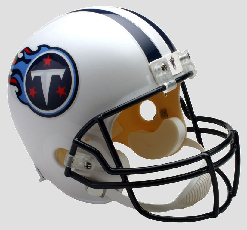 Tennessee Titans 1999 to 2017 Full Size Replica Throwback Helmet