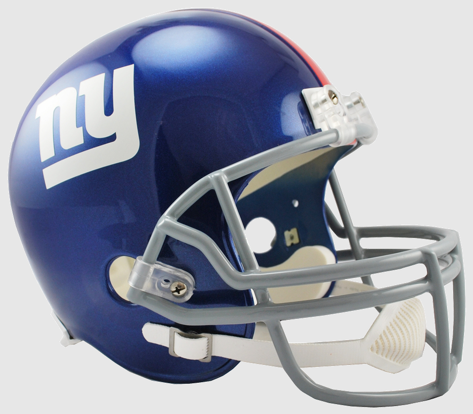 New York Giants Full Size Replica Football Helmet
