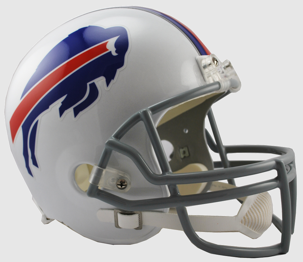 Buffalo Bills Full Size Replica Football Helmet
