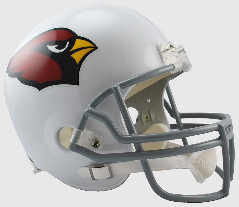 Arizona Cardinals Full Size Replica Football Helmet