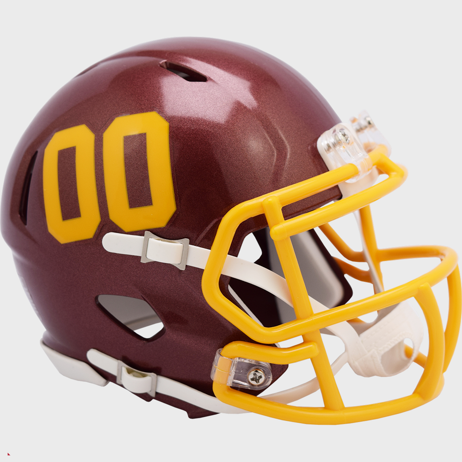 Washington Football Team NFL Mini Speed Football Helmet  <B>NEW 2121</B>