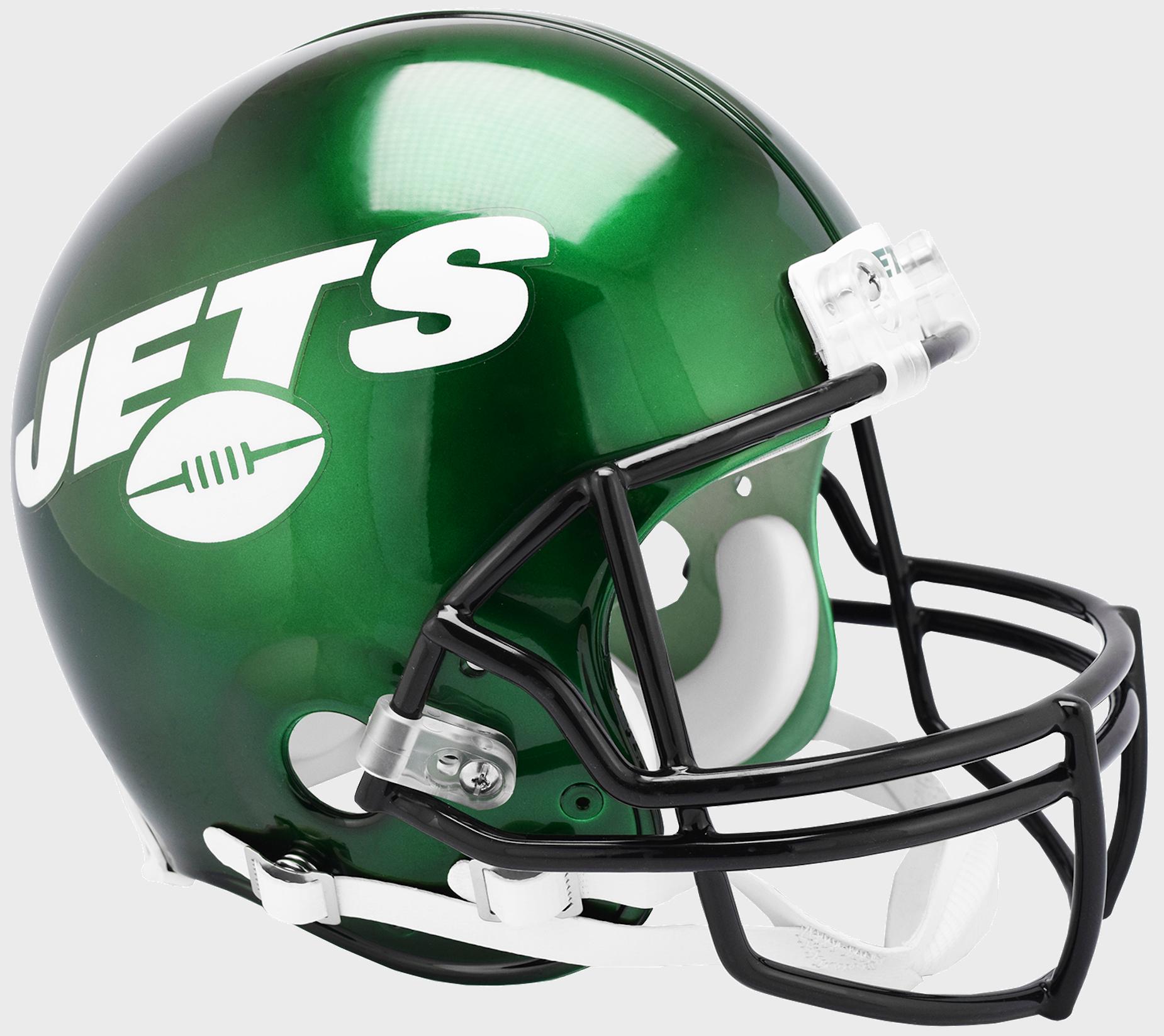 New York Jets Football Helmet <B>2019</B>